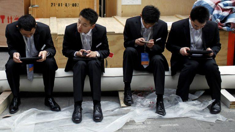 Kína és India messze megelőzi a világ többi részét a fintech adaptációs versenyben