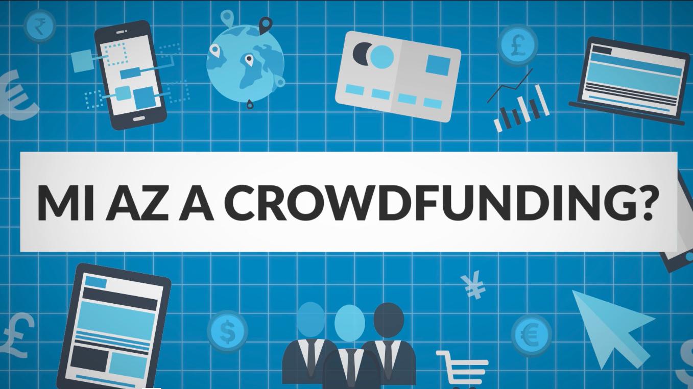 Mi az a crowdfunding? - Fintech.hu