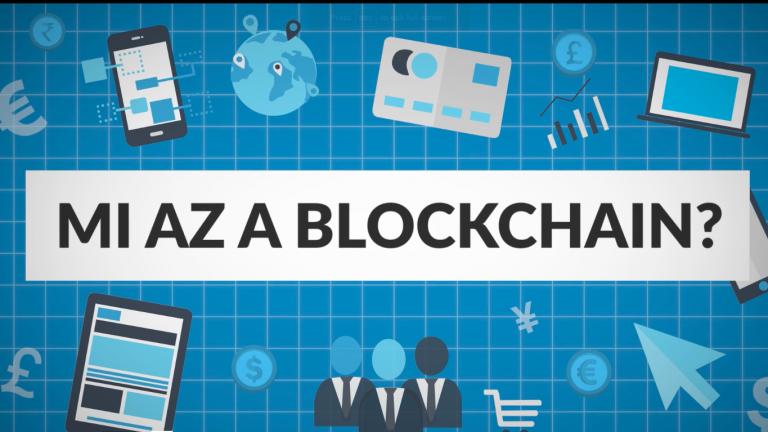 Mi az a blockchain?