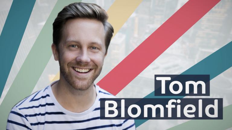 Fintech Milliomosok 6. rész: Tom Blomfield