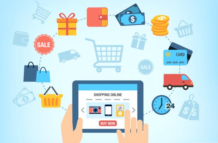 online kereskedelem)