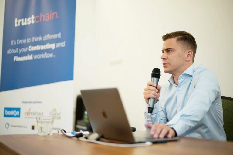 Elindult a TrustChain digitális szerződéskötő platformja