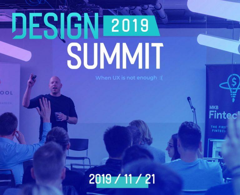 Design konferenciát szervez az MKB Fintechlab