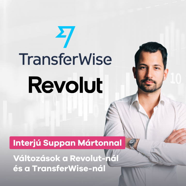 Változások a Revolut-nál és a TransferWise-nál