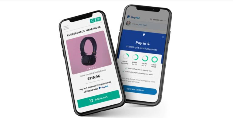 A PayPal díjmentes BNPL terméket mutat be Ausztráliában