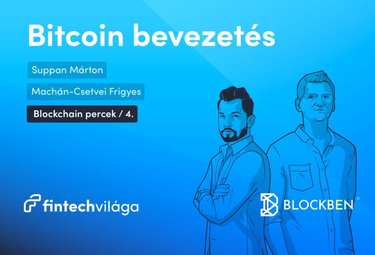 Bitcoin bevezetés
