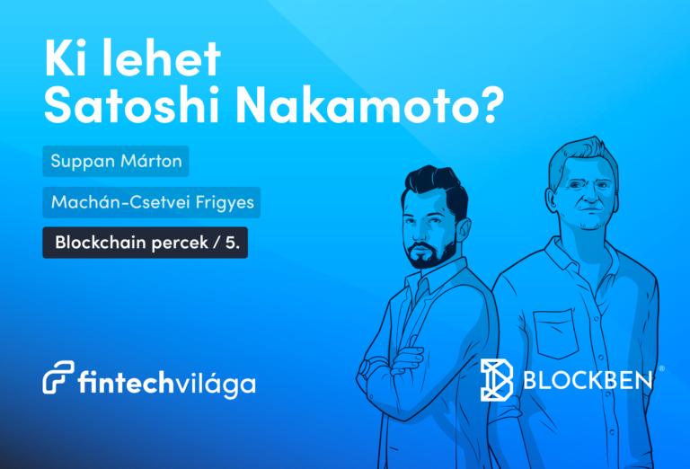 Ki lehet Satoshi Nakamoto?