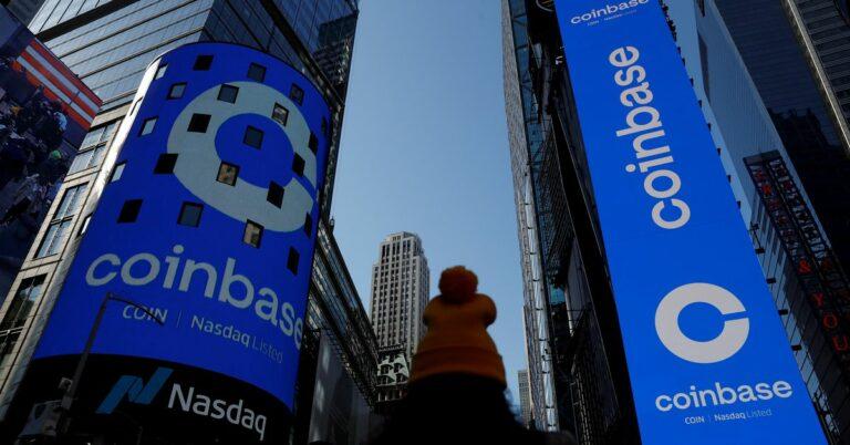 Bajba sodorhatja kripto hitelterméke a Coinbase-t
