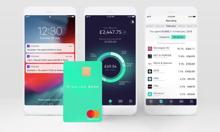 Banking-as-a-Service segítségével terjeszkedik a Starling Bank