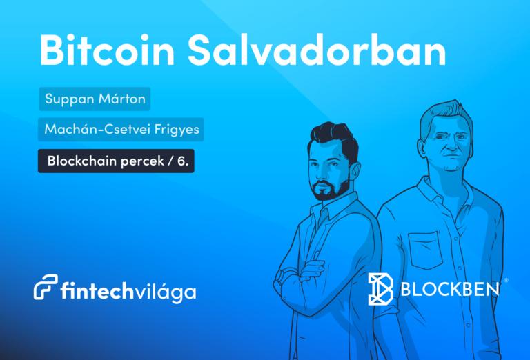 Bitcoin Salvadorban